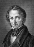 Justus von Liebig стоковые фото