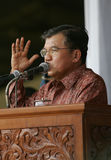 Jusuf Kalla Royalty Free Stock Photos