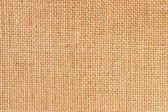 Jute. Canvas as a background and texture royalty free stock photography