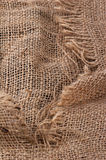 Jute bag Royalty Free Stock Photos