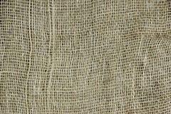 Jute Bag Or Burlap Horizontal Background Texture Stock Photo
