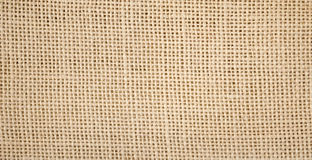 Jute canvans Royalty Free Stock Images