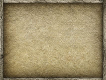 Jute or canvas background Stock Photo