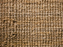 Jute canvas background Stock Photos