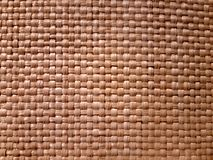 Jute canvas texture for light background. This is a clear Jute canvas texture. It is perfect for background design royalty free stock image