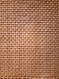 Jute canvas texture for light background. This is a clear Jute canvas texture. It is perfect for background design royalty free stock photos