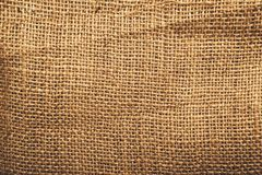 Jute canvas texture Stock Photo