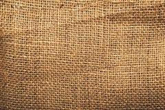 Jute canvas texture stock photo