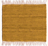 Jute carpet Royalty Free Stock Images