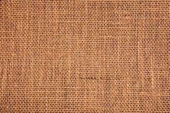 Jute coarse burlap. Stock Photos
