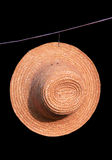 Jute hat Royalty Free Stock Images