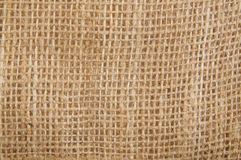 Jute hessian burlap background Stock Photo
