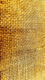 Jute Mat. Close up shot of jute Mat. Textured Background for Wallpapers Royalty Free Stock Photos