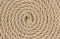 Jute rope. Background Stock Photos