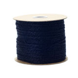 Jute rope roll Stock Image