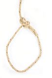 Jute Rope Royalty Free Stock Photography