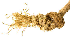 Jute rope Royalty Free Stock Photo