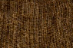 Jute sack pattern Royalty Free Stock Image