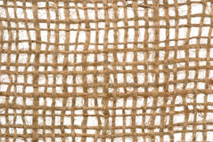 Jute Sacking Net Stock Photography