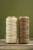 Jute and Sisal Royalty Free Stock Image