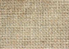 Jute textile background texture Stock Photos