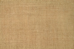 Jute texture Stock Images