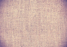 Jute texture, natural linen background Royalty Free Stock Photo