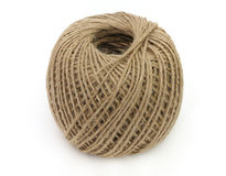 Jute twine stock images