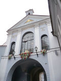 jutrzenkowa brama Vilnius Obraz Stock