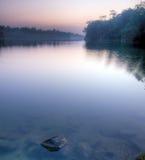 jutrzenkowy cichy Zdjęcie Stock