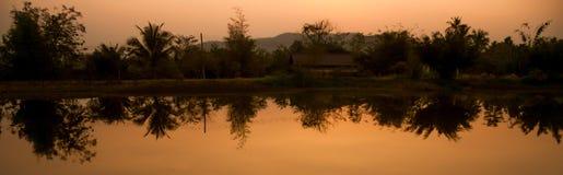 Jutrzenkowy niebo Zdjęcie Royalty Free