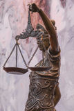 Jutsice Statue Lizenzfreie Stockfotos