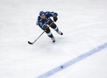 Juuso Hietanen (17) attack Royalty Free Stock Photos