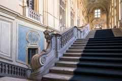 The Juvarra Staircase in Turin Royalty Free Stock Photography