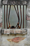Prison break. Juvenile delinquent to Prison break stock images