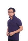 Juventude asiática Fotografia de Stock