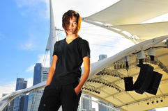 Juventude asiática 6 Imagens de Stock