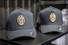 Juventus Cap Stock Image
