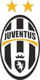 Juventus fc logo UEFA Royalty Free Stock Image