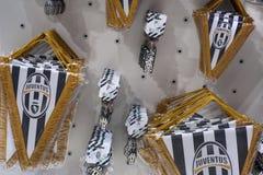 Juventus Pennant Stock Images