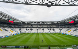 Juventus Stadium Royalty Free Stock Photography