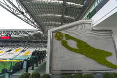 Juventus Stadium Stock Photos
