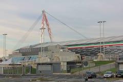 Juventus stadium Stock Photo