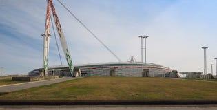 Juventus Stadium in Turin Stock Photos