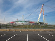 Juventus Stadium in Turin Royalty Free Stock Photography