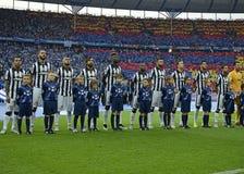 Juventus Torino Fotografering för Bildbyråer