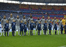 Juventus Torino Stockbild