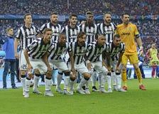 Juventus Turijn Royalty-vrije Stock Foto