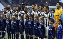 Juventus Turin Lizenzfreies Stockbild