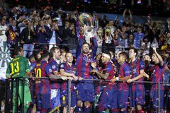 Juventus v FC Barcelona - UEFA Champions League Final Stock Photography